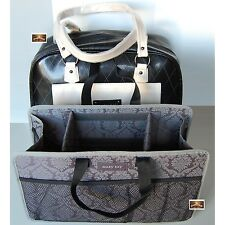MARY KAY Consultant Kit Bag (Great LUXURY LOOK) Purse - Bag - Tote w/Insert!