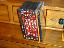 NEW 12 Friday the 13th Complete Collection 1-8,Goes to Hell,Jason X,Freddy, MORE
