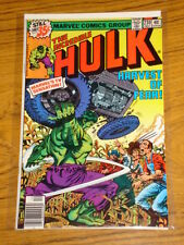 INCREDIBLE HULK #230 VOL1 MARVEL COMICS DECEMBER 1978