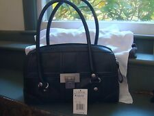 ETIENNE AIGNER BETHANY COLLECTION Satchel Bag Leather Shoulder Tote