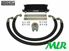 Ford Sierra Sapphire Escort Cosworth Turbo Mocal 16 Fila Motor Enfriador De Aceite Kit Rs