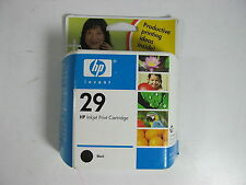HP Hewlett Packard Ink Inkjet Print Cartridge 29 Expired