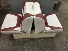 * Back to Back Folding Lounge Reclining Boat Seats INV #7