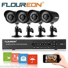 8CH CCTV DVR HDMI Outdoor 960H 900TV Home Surveillance Security Cameras System