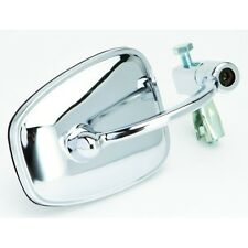 Classic Motorcycle Bar End Mirror, Chrome