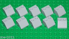 Lego 10x  Light  Bluish Grey Slope 2x2 NEW!!!