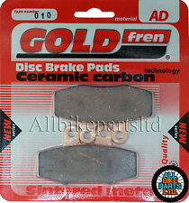 Simson 125 Front Sintered Brake Pads 1999 Onwards - Goldfren