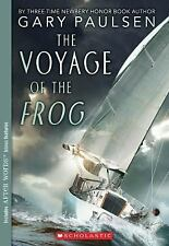 The Voyage of the Frog by Gary Paulsen (2009, Paperback)