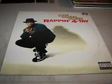 "RAPPIN' 4-TAY A LIL' SOME'EM SOME'EM 12"" Single NM Chrysalis Y58575 1996"