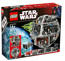 LEGO STAR WARS DEATH STAR 10188 MISB RETIRED NEW