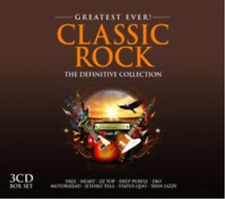 Various Artists-Classic Rock  CD / Box Set NEW
