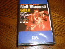 Neil Diamond CASSETTE Gold