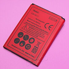 New 2980mAh Extended Slim Replacement Battery for LG Ultimate 2 L41C Smart Phone