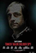 TINKER, TAILOR, SOLDIER, SPY Movie Promo POSTER B Gary Oldman Colin Firth