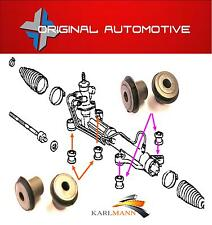 Ajustes de Toyota Avensis Verso 2001-2009 power steering rack Bush Kit De 4 Piezas