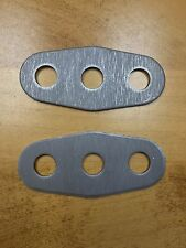 '32 Ford Frame Rails Front Support Plates
