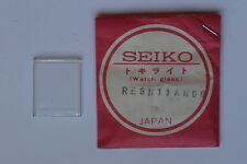 Seiko RE3N11AN00 Vetro Crystal Glass Uhrenglas Verre Original NOS