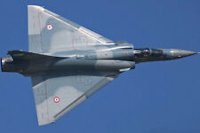 Giant 1/6 Scale Mirage 2000 DF, EDF, Turbine Plans and Templates