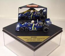Quartzo 1/43 Nr.4030 Tyrrell P34 Formel 1 Jody Scheckter OVP #9426