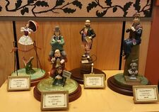 "The Haunted Mansion Ride ""Stretch Paintings"" Figurines Each"