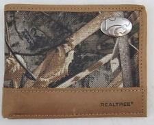 ZEP-PRO Realtree Max 5 Camo Kansas State Wildcats Bifold Wallet Tin Gift Box