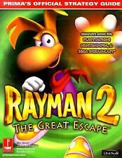 Rayman 2: The Great Escape: Prima's Official Strategy Guide