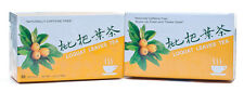 2 BOXES LOQUAT LEAVES TEA Total 40 TEA BAGS FAST SHIPPING!