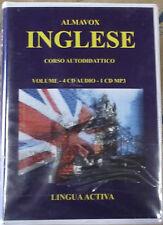 INGLESE. CORSO AUTODIDATTICO (LIBRO con 4 Cd Audio e 1 Cd MP3) - LINGUA ACTIVA