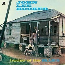 House of the Blues by John Lee Hooker (Vinyl, Sep-2015, Wax Time)