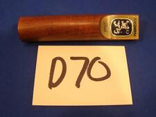 D70 VINTAGE WOODEN LOWENBRAU DARK BEER TAP HANDLE KNOB