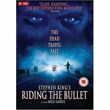 Stephen King's Riding The Bullet Matt Frewer, David Arquette, Barbara NEW R2 DVD