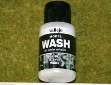 Vallejo MODEL WASH WHITE Transparent Acrylic 76501