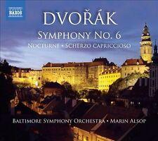 Symphony 6 / Scherzo Capriccioso / Notturno, New Music