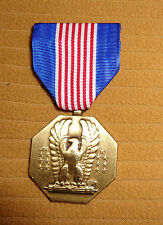 US ARMY SOLDIERS MEDAL. FULL SIZE