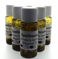 Spellbound Herbal Infused Botanical Incense Oil Captivates