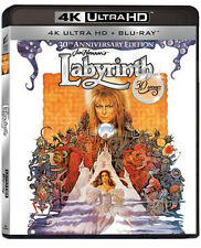 Labyrinth (4K Ultra HD + Blu-ray + Digital HD (30th anniversary)) [UHD]