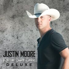 Kinda Don't Care [Deluxe Version] - Justin Moore (CD, 2016, Valory)
