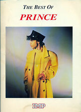 Prince Songbook and the Revolution Sheet music book ARTIST piano guitar Hits