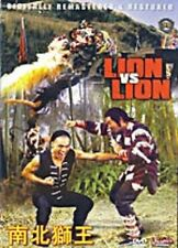 LION VS. LION(SHAW BROTHERS) DIGITALLY REMATERED AND RESTORED