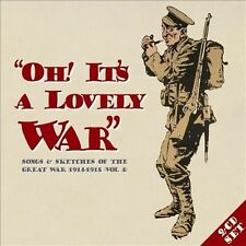 Oh It's a Lovely War, Vol. 4 [2 Discs] by Various Artists (CD, Apr-2008, 2...