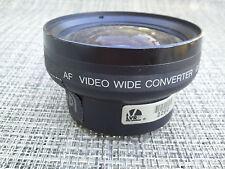 Rokunar AF Video Wide Converter Lens 0.5X Camera 46mm