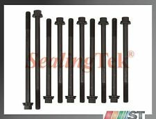 Fit Honda Acura B18A1 B18B1 B20B4 B20Z2 Cylinder Head Bolt Set non-VTEC Engine