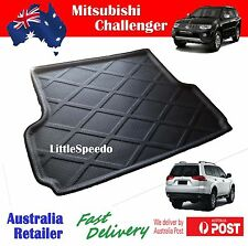 Mitsubishi Challenger 2008 -2015 Boot Liner Cargo Mat Trunk Tray Floor Protector