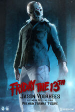 Sideshow Friday the 13th Jason Voorhees Premium Format - Crystal Lake, Horror
