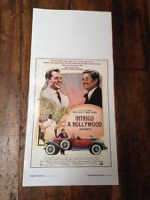 Sunset- Intrigo A Hollywood locandina poster Edwards Bruce Willis James Garner