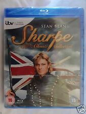 Sharpe Classic Collection [iTV] (Blu-ray)~~~~~Sean Bean~~~~~NEW & SEALED