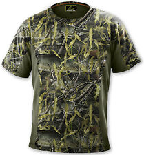 Fishouflage Performance Cotton Musky Fishing Camo S/S T Shirt - NEW!