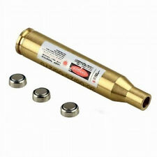 Hunting Red Dot Laser Boresighter Brass for 30-06 Springfield .25-06 / 270 Scope