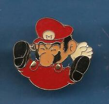 Pin's pin JEU DE CONSOLE VIDEO NINTENDO / MARIO BROS GRAND SAUT (ref 018)