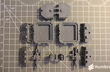 Warhammer 40k - Space Marines - Land Raider Bits - Sponson Weapon Mounts